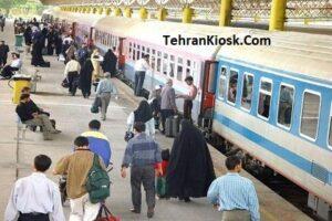 پیشفروش بلیت قطارهای نوروزی از فردا به صورت اینترنتی آغاز میشود