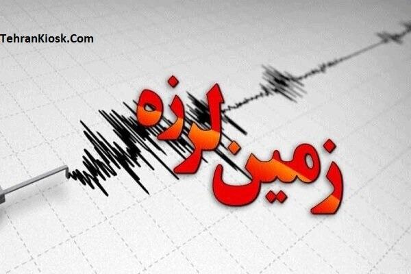 زلزله ای به بزرگی ۳.۸ ریشتر بخش مورموری از توابع شهرستان آبدانان