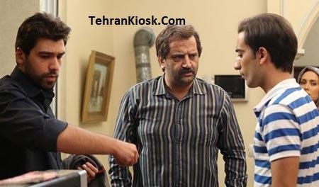 بیوگرافی و زندگینامه ی علیرضا استادی بازیگر سینما و تلویزیون + عکس