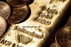 در اثر افزایش سود اوراق قرضه در آمریکا؛ قیمت جهانی طلا افت کرد