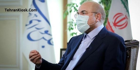 قالیباف پروتکلهای بهداشتی دیدار پوتین را نپذیرفت + دریافت پیام مهم مقام معظم رهبری