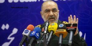 سرلشکر سلامی: آرایش مردم ایران برای عبور از تحریمها جدی است