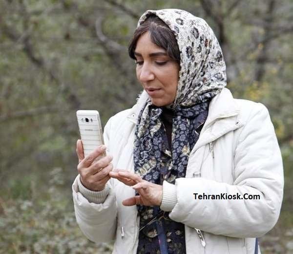 بیوگرافی و زندگینامه ی مهری آل آقا بازیگر سینما و تلویزیون + عکس