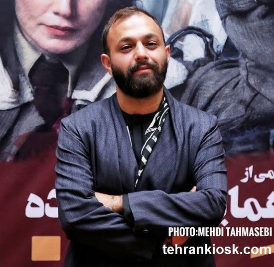 بیوگرافی صابر ابر بازیگر سریال قورباغه در شبکه نمایش خانگی + عکس
