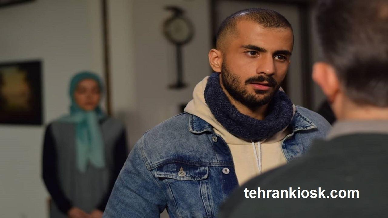 زندگی نامه علیرضا جعفری بازیگر جوان سریال محبوب سیاوش + عکس