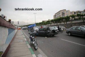 بررسی مصدومان حوادث ترافیکی در نوروز به گزارش سازمان اورژانس کشور