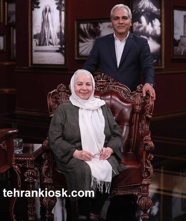 بیوگرافی و زندگی نامه شمسی فضل الهی در سریال شبکه خانگی گیسو