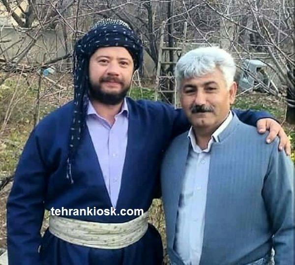"""زندگی نامه علی صادقی بازیگر سریال """"نون خ"""" به کارگردانی سعید آقاخانی"""