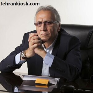 عکس و بیوگرافی احمد نجفی بازیگر سینما و تلویزیون + زندگی نامه