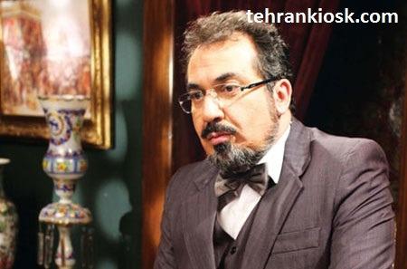 عکس و بیوگرافی سیامک انصاری بازیگر سینما و تلویزیون + زندگی نامه