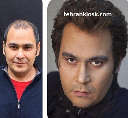 عکس و بیوگرافی رضا داوود نژاد بازیگر سینما و تلویزیون + زندگی نامه