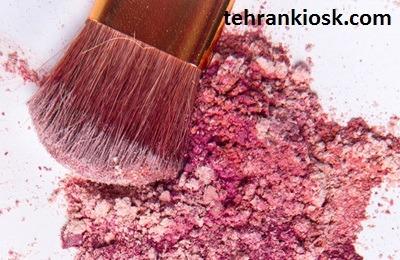 پاک کردن لکه لوازم آرایش به روش صحیح و کاربردی از روی لباس