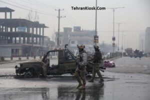وزارت کشور افغانستان: انفجار خودروی بمبگذاری شده در ولایت مرکزی افغانستان