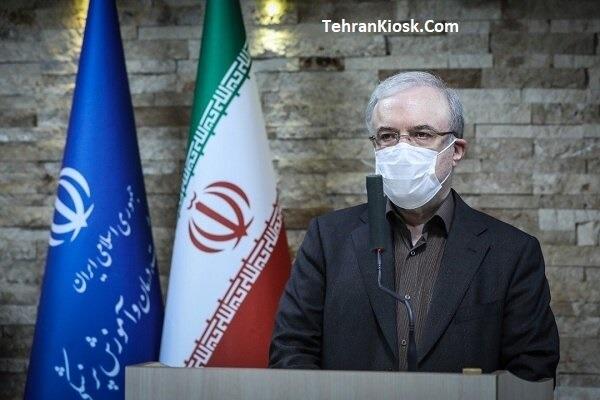 وزیر بهداشت عنوان کرد؛ ایران در بهار ۱۴۰۰ یکی از بهترین واکسنسازان جهان خواهد شد