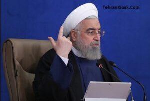 رئیس جمهور در جلسه هیات دولت گفت: میزان، رأی مردم و ملت است