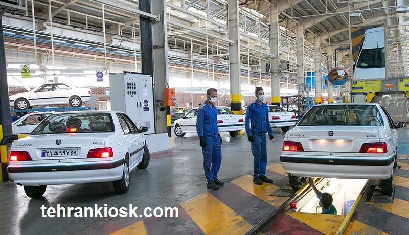 جزئیات خبر افزایش نرخ خودروهای داخلی در بهار سال 1400