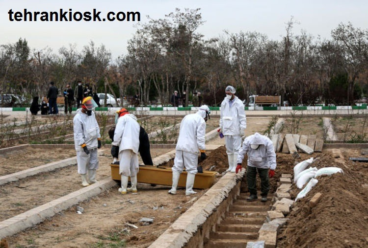 احتمال تکمیل شدن ظرفیت سردخانه ها و تاخیر در دفن فوتی های تهران