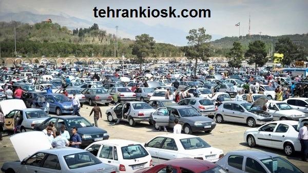 روند کاهشی قیمت خودرو در بازار نسبت به قبل و عدم تقاضای خودروی خارجی