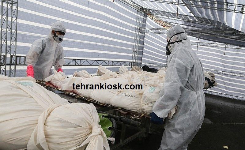 بیش از 130 نفری شدن آمار جان باختگان کرونایی در تهران به صورت روزانه