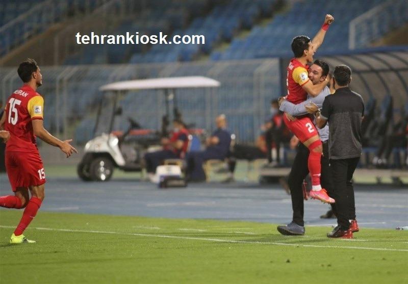 صعود تیم فولاد خوزستان به مرحله گروهی رقابت های لیگ قهرمانان آسیا