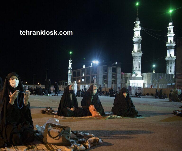 تعطیلی دو هفته ای مسجد جمکران و توقف برنامه های آن در این مدت