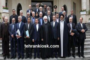 جریمه وزیران برای ناتوانی در قانع کردن نمایندگان مجلس ۱۰ سال انفصال از خدمت