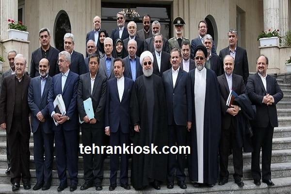 جریمه وزیران برای ناتوانی در قانع کردن نمایندگان مجلس 10 سال انفصال از خدمت