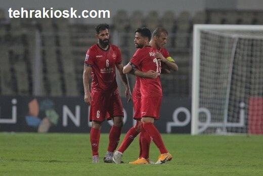 تست مثبت کرونای ۲ بازیکن پرسپولیس طبق ادعای رسانه های قطری