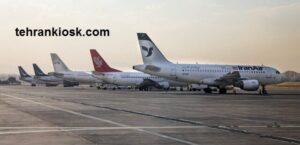 وجود احتمال توقف پروازها به هند در صورت توافق ستاد ملی مقابله با کرونا