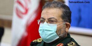 نامه سردار سلیمانی به دکتر نمکی: مشارکت گسترده بسیج برای مقابله با ویروس کرونا