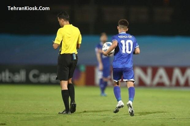 باشگاه استقلال بعد از بازی با الدحیل قطر، از داور این مسابقه شکایت کرد