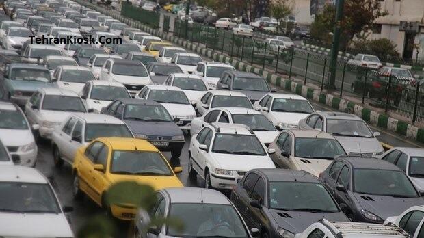 سرهنگ رنجبر تشریح کرد؛ آخرین وضعیت ترافیکی معابر در پایتخت