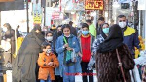 رتبهبندی آخرین وضعیت رعایت پروتکلهای بهداشتی در سطح استانهای کشور