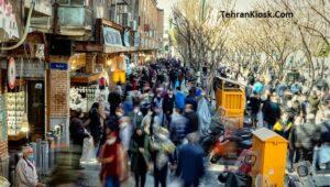 رئیس اتاق اصناف تهران گفت: از شنبه ۲۱ فروردین ۱۴۰۰ بازار بزرگ تهران ۲ هفته تعطیل شد