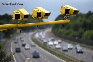معاون وزیر راه: ۲ هزار دوربین ثبت تخلف در جادهها نصب میشود