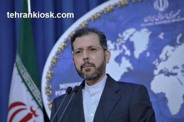 قبول بیشتر خواسته های ایران توسط آمریکا طبق گزارش سخنگوی وزارت امور خارجه
